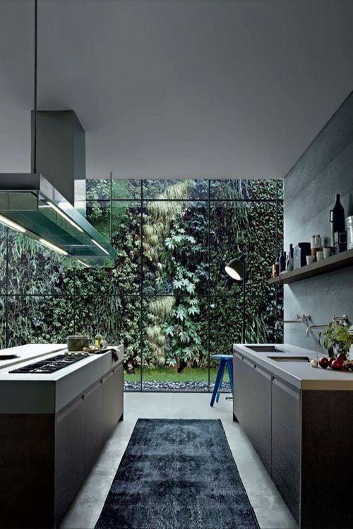gray-modern-kitchen