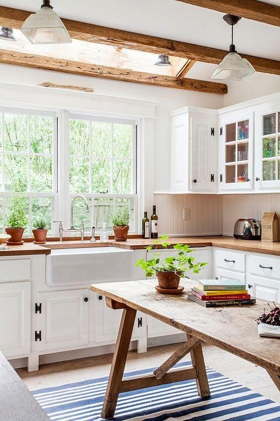 white-country-kitchen