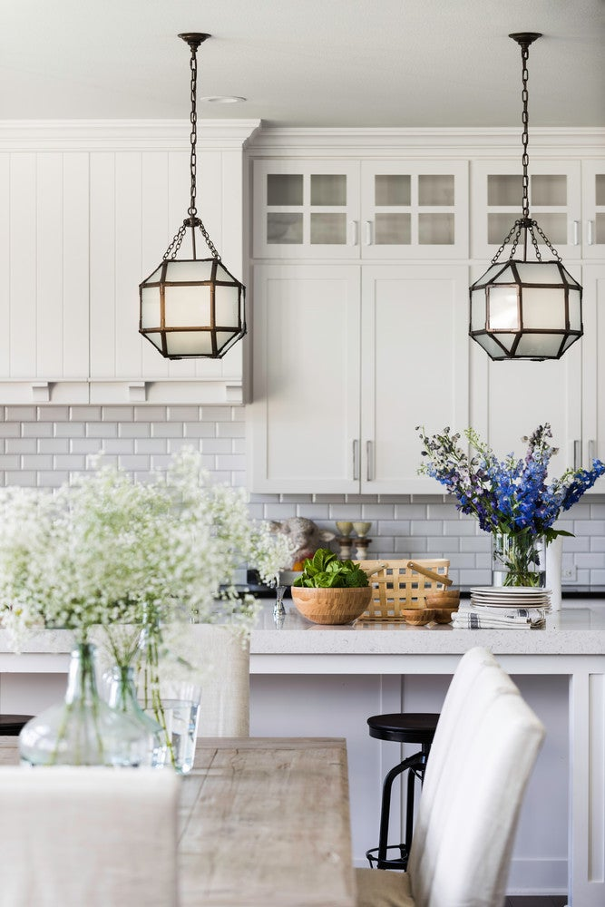 Kitchen Inspiration 2017: clean and bright