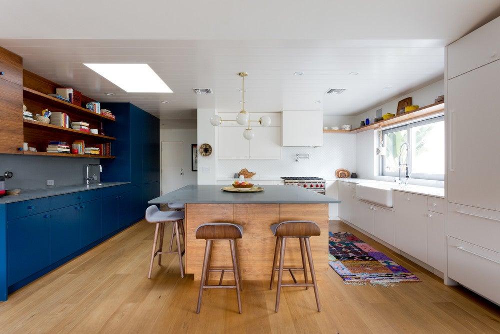 Kitchen Inspiration 2017: two-toned kitchen