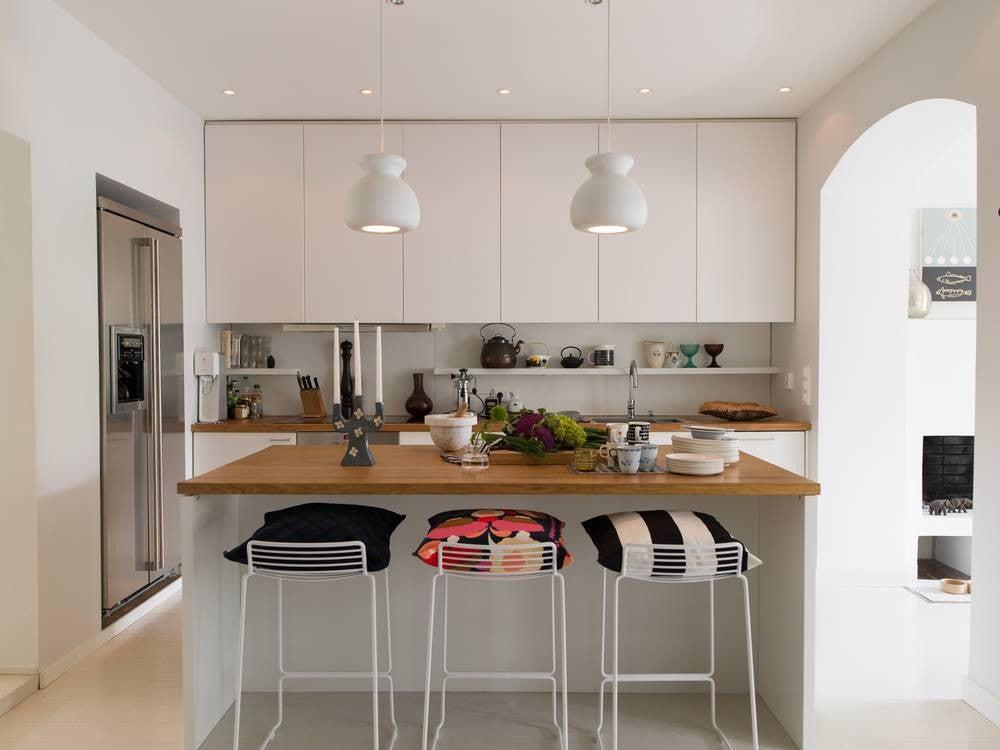 Kitchen Inspiration 2017: open concept kitchen