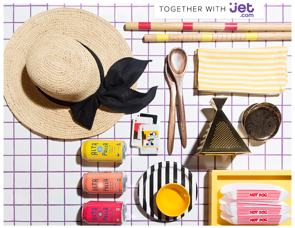 12 Summer Essentials You Need Right Now From Jet.com
