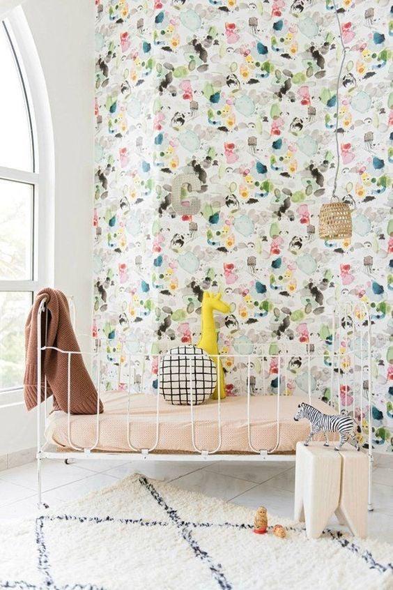 Best Nursery Wallpaper Ideas To Try Domino
