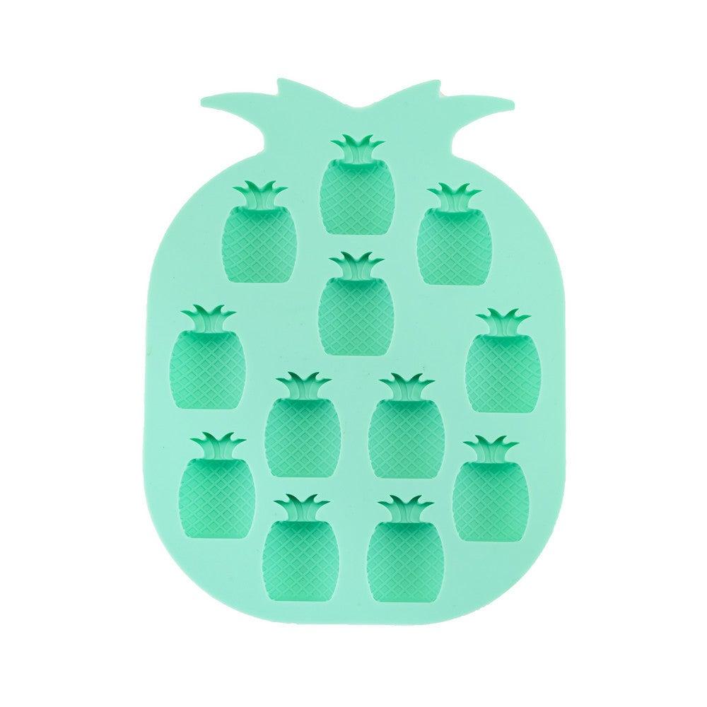 entertaining items pineapple ice cube tray