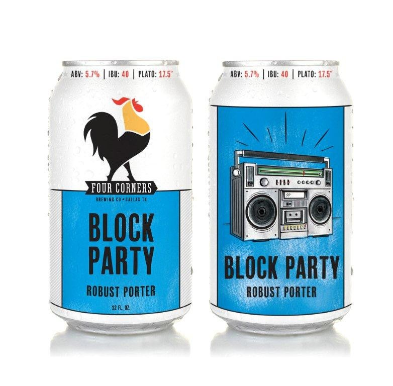 15 Great Canned Wines & Beers For Summer - Four Corners Brewing Company Block Party