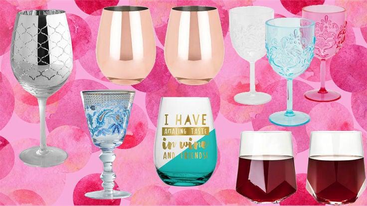 affordable wine glasses
