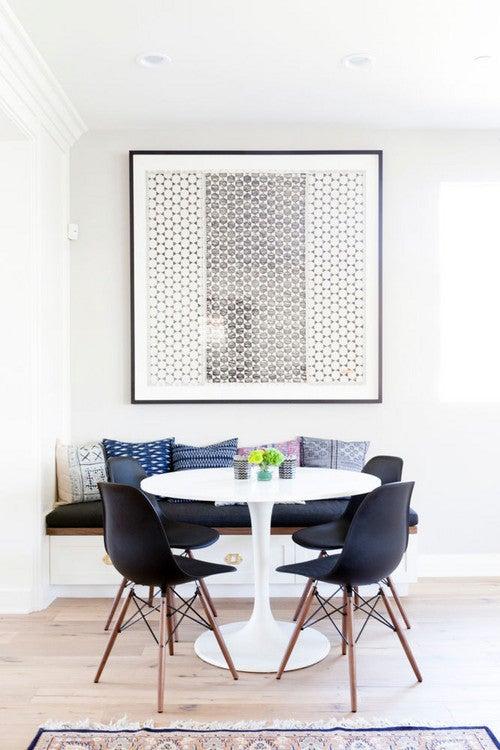 black and white room ideas domino