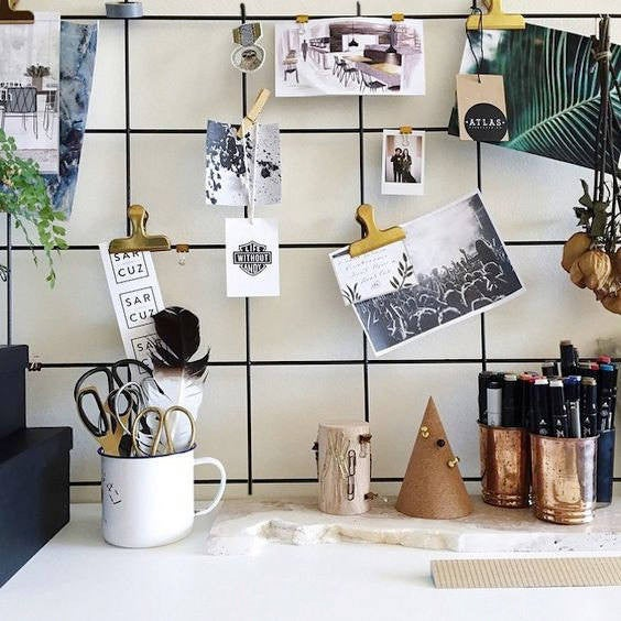 The Chicest Office Supplies We Found On Etsy