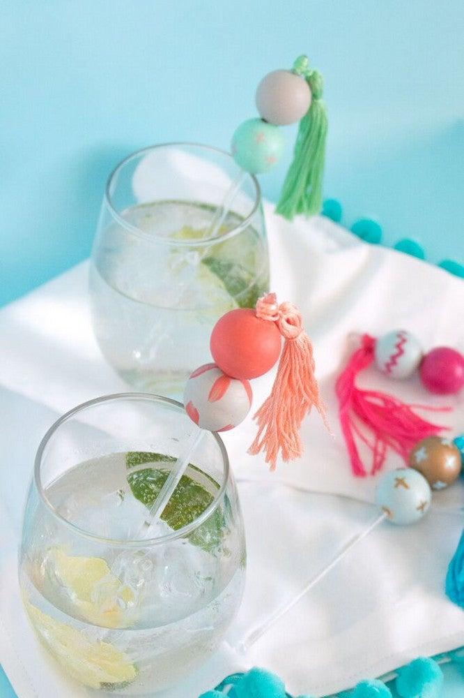 10 Trendy Tassel DIYs We're Loving Right Now