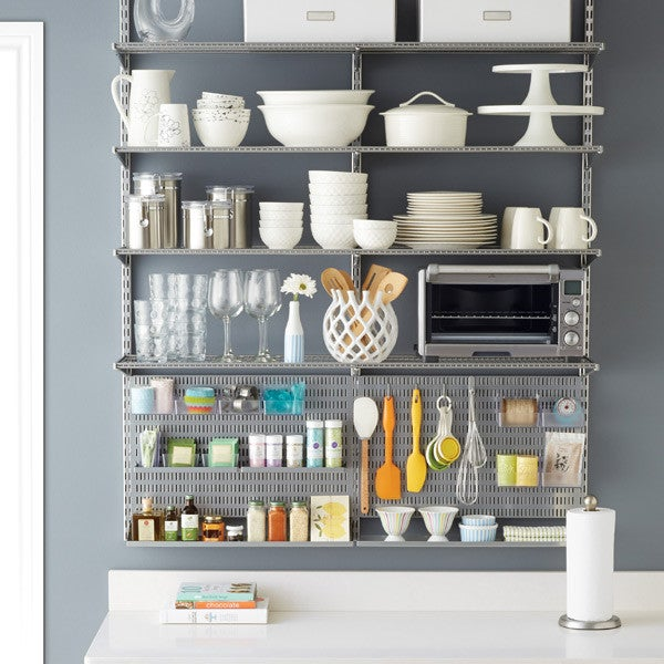Organization 101: The Best Products for a Tiny Kitchen