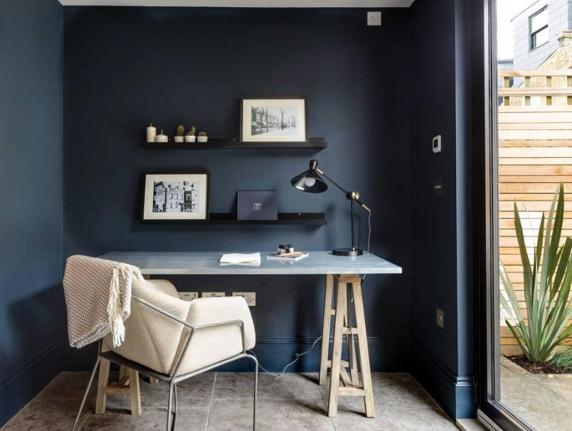Why You'll Be Decorating with Charcoal in 2018