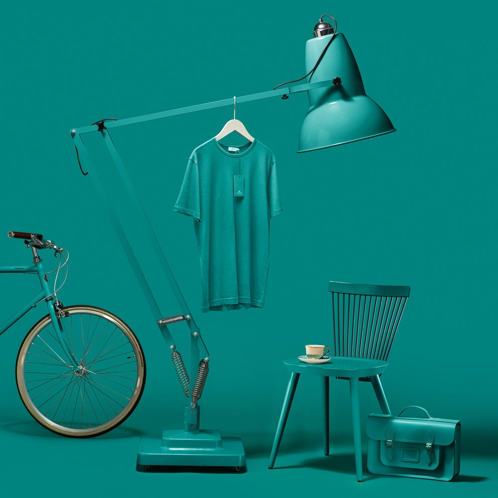 Teal is the world's favorite color
