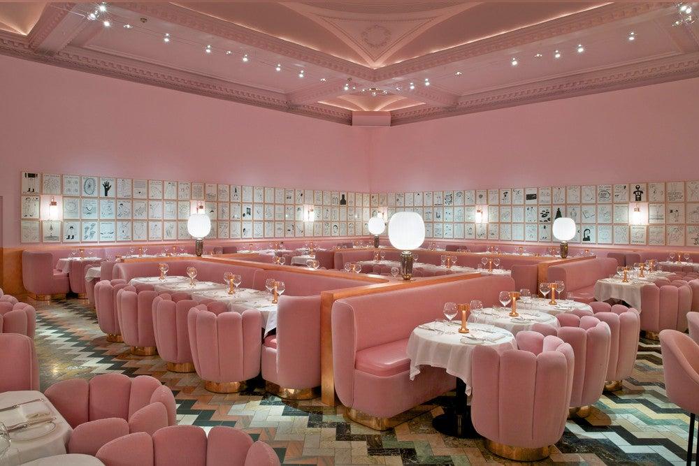 Sketch Restaurant, London
