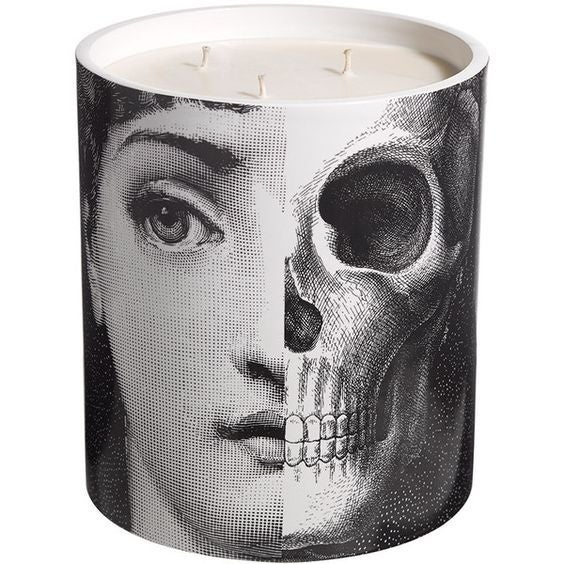 FORNASETTI Cute Halloween Candles