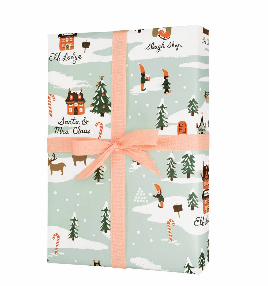 Wrapping Paper Christmas 2017