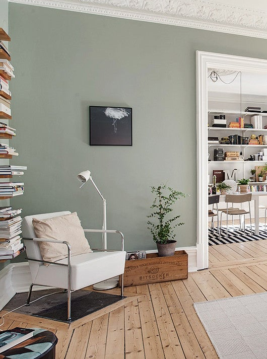 sage wall paint color