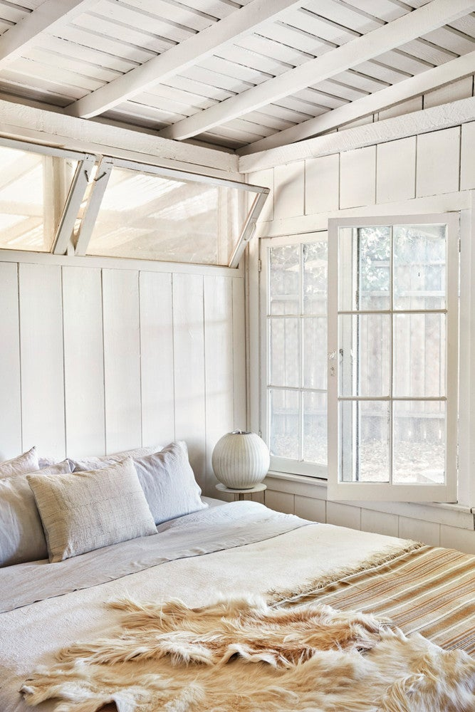 Inspiring All-White Bedrooms We Can't Wait to Copy