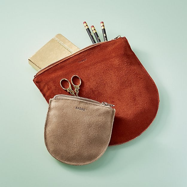 last-minute leather pouches