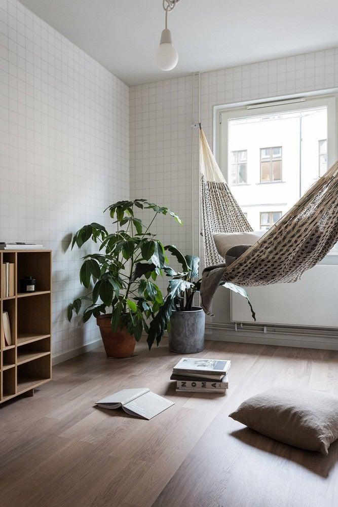 Rincón para el relax dentro de casa