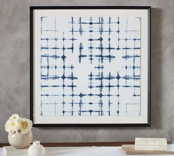 12 Shibori Accents Every Boho Home Needs Domino