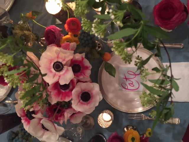 8 Ways to Personalize Your Holiday Party Have Fun With Place Cards