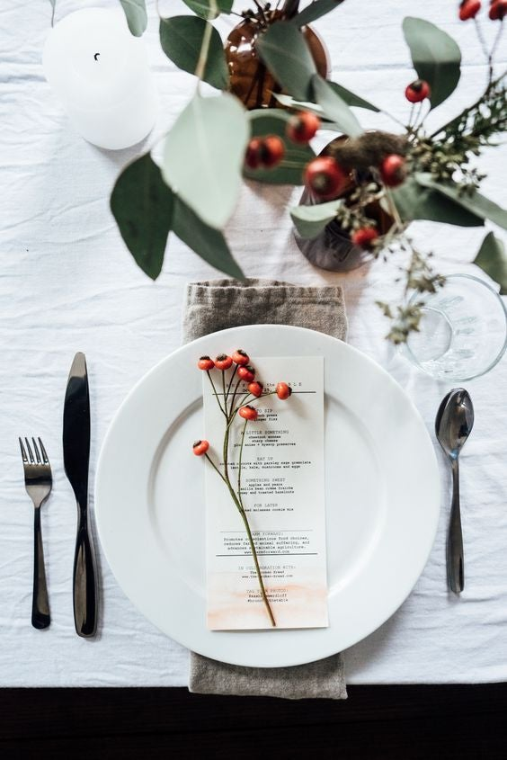 How to Throw a Christmas Party for Under $100 Flowers