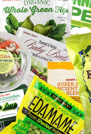 Best Bang-for-Your-Buck Healthy Foods at Trader Joe's