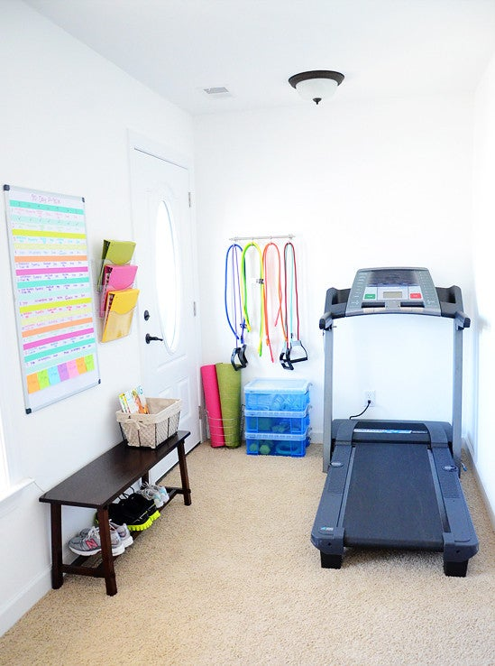 Best Small Home Gym Ideas for Tiny Spaces   Domino