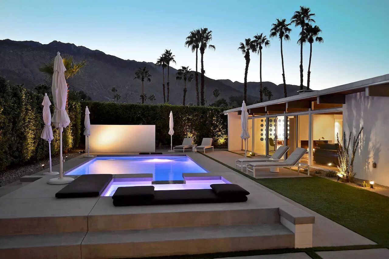 The Best Airbnb's at Every Price Point for Coachella | Domino