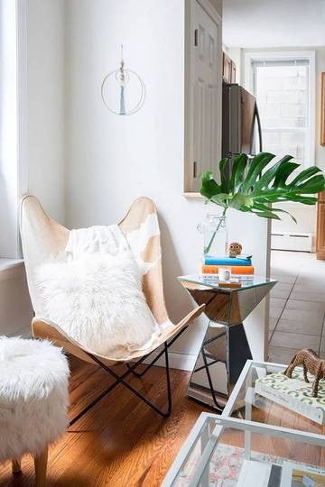 9 Awesome Chairs For Your Small Living Room Domino