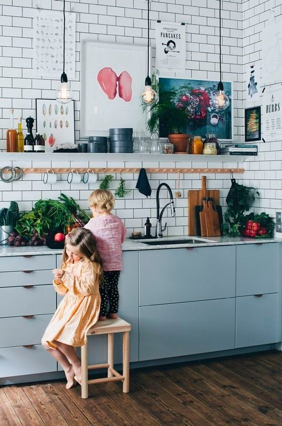 Ideas For Revamping Your Kitchen Art Domino