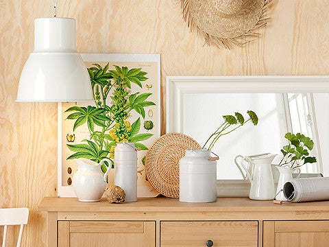 Unexpected IKEA Hacks for a Spring Party