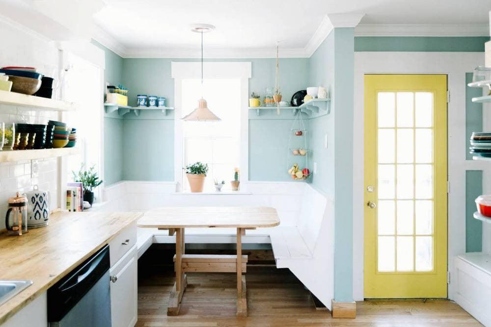 12 Ways To Elevate Your Kitchen Nook Domino
