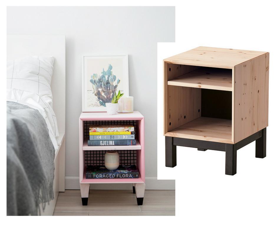 11 Super-Stylish Ikea Hacks to Update Your Bedroom | Domino