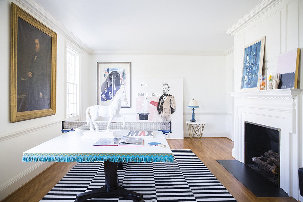a 6,000-square-foot modern home makeover