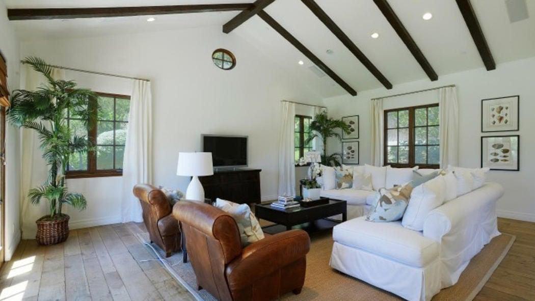 Lauren Conrad Celebrity House | Domino
