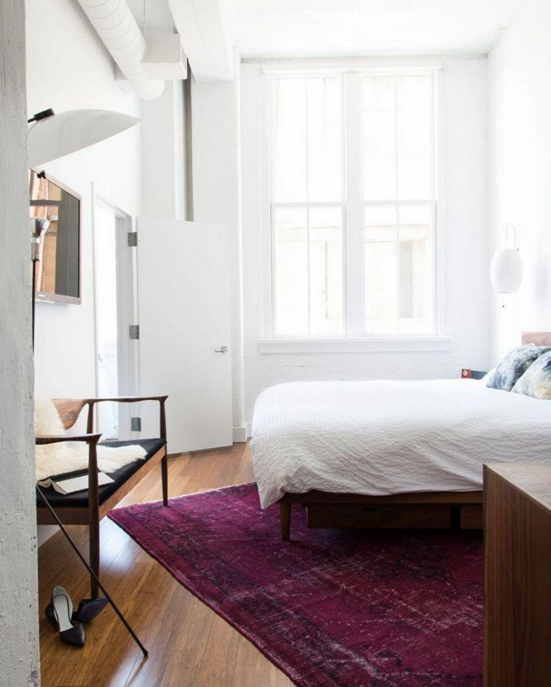 Office Guest Room Ideas That Give You More Bang For Your Us Buck: Rug Ideas For Diagonal Rug Placement
