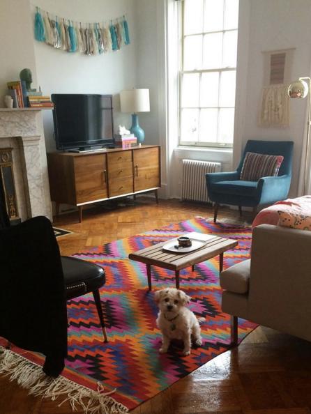 aidy-bryant-living-room