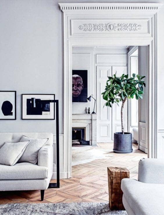 elegant-gray-living-room