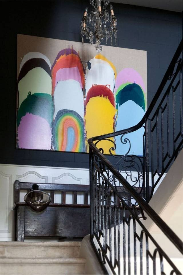 How To Diy Large Wall Art Domino
