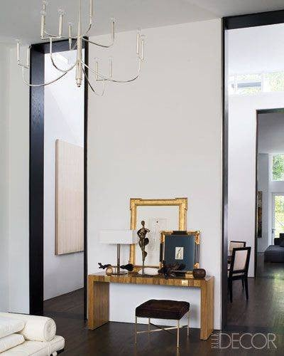 Hallway Wall Decor Ideas For The Between Two Doors