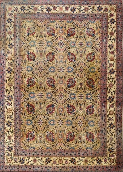 10 questions to ask BEFORE buying an oriental rug