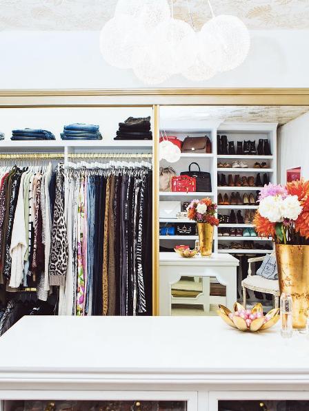 Best Walk In Closet Designs Chriselle Lim
