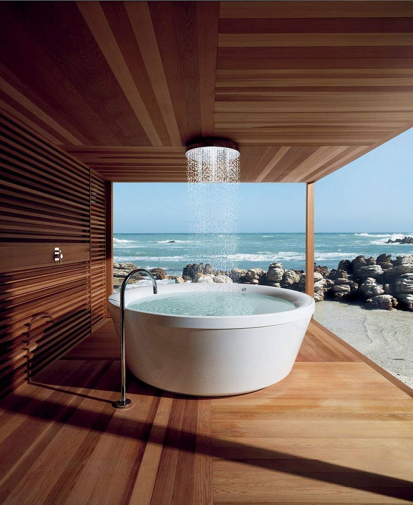 21 bathtubs with the best views | domino