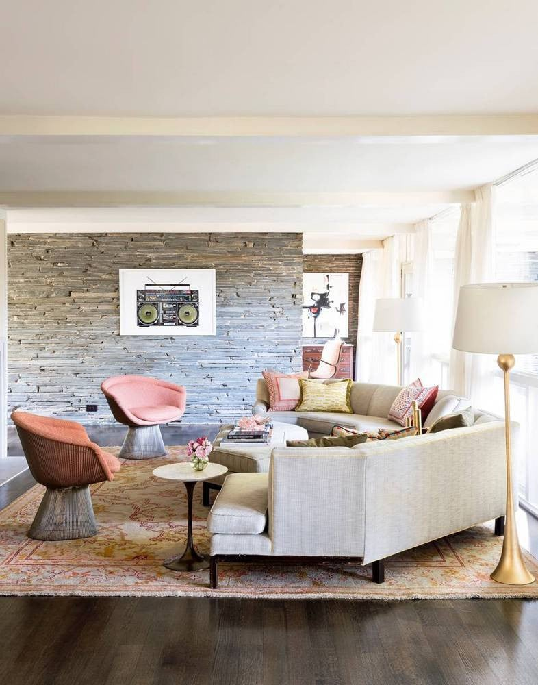 nail color trends taupe and pink living room