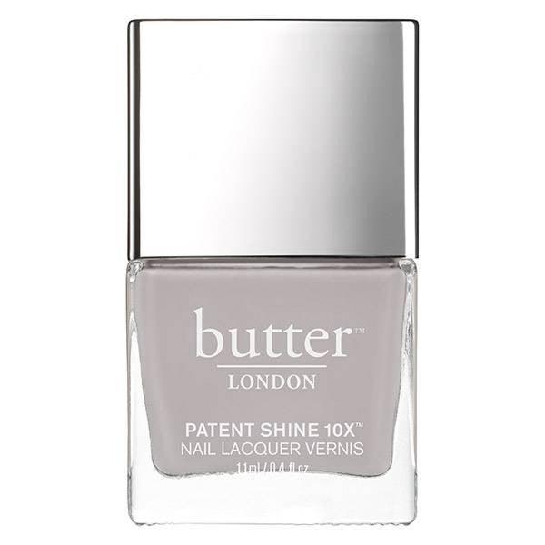 nail color trends Tata! by Butter gray nail polish