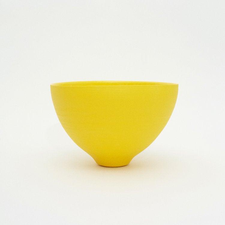 09- 12thirteen yellow bowl