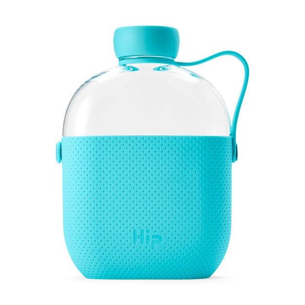 15 – MoMA Design Store blue hip bottle