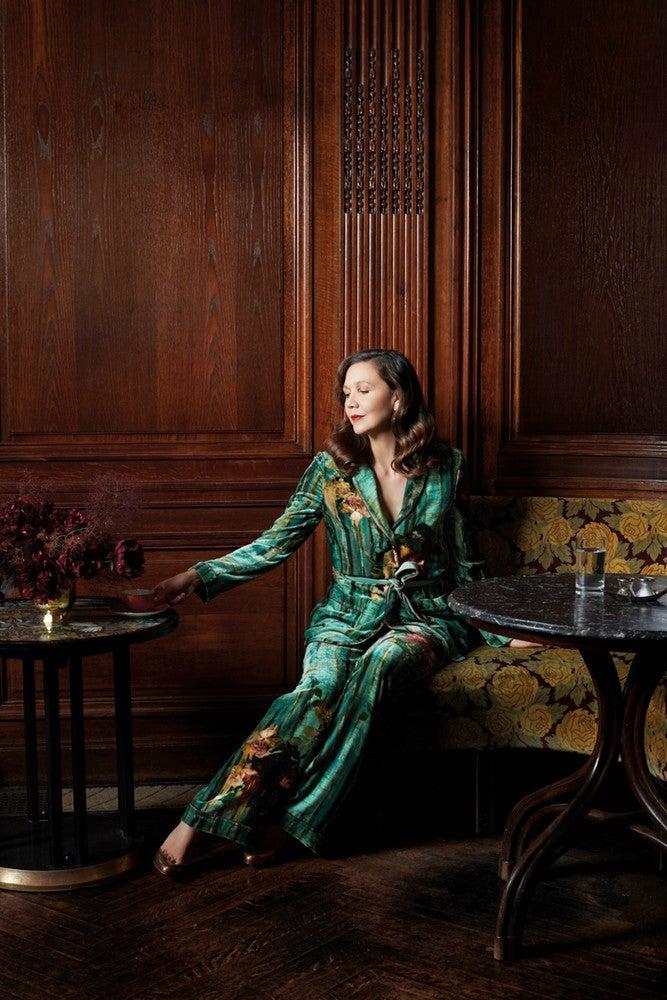Maggie Gyllenhaal Portrait the deuce