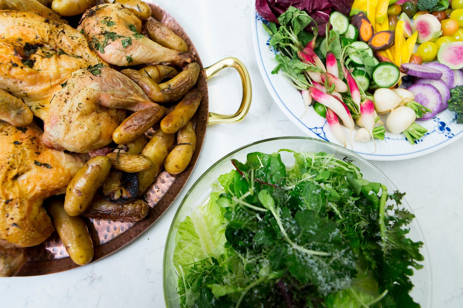 Quick and Easy Recipes for a Last-Minute Dinner Party